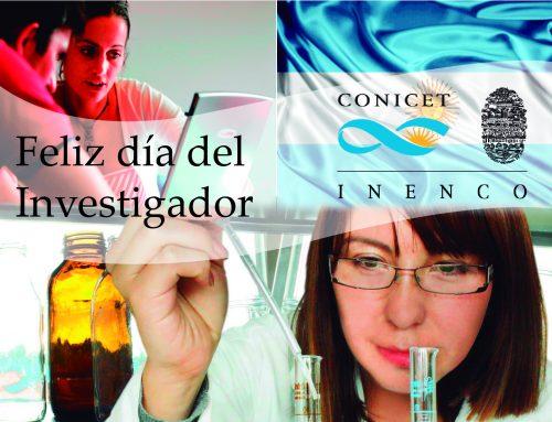 10 de Abril: Día del Investigador científico.