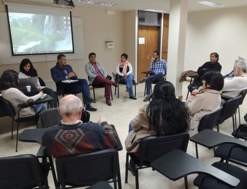 Investigadores del INENCO colaboran en el Plan de Seguridad de Agua municipal.