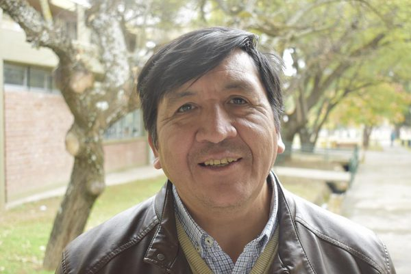 Dr. Miguel Ángel Condori
