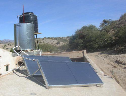 Curso – Taller de capacitación para la instalación de calefones solares de convección natural pasivo