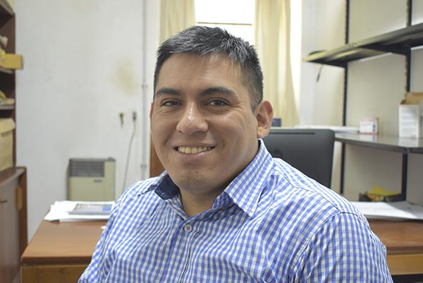 Marcos A. Otero